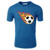 Football on Fire T-Shirt
