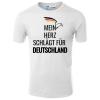 Mein Herz schlägt für Deutschland T-Shirt