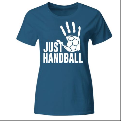 Just Handball Hand Frauen T-Shirt