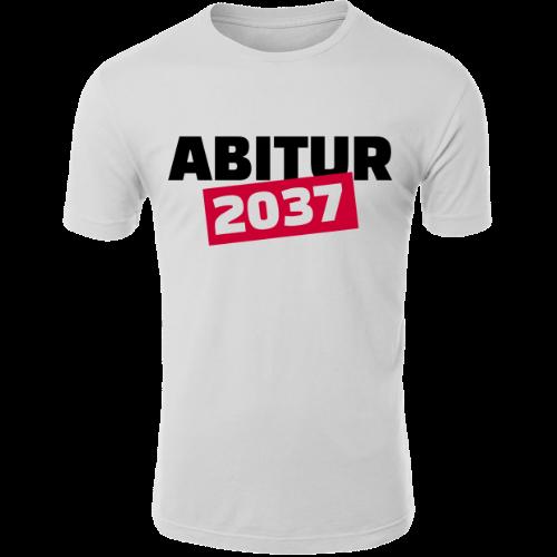 Abitur 2037 T-Shirt