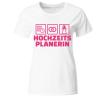 Hochzeitsplanerin Frauen T-Shirt