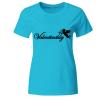 Verliebter Vogel Frauen T-Shirt
