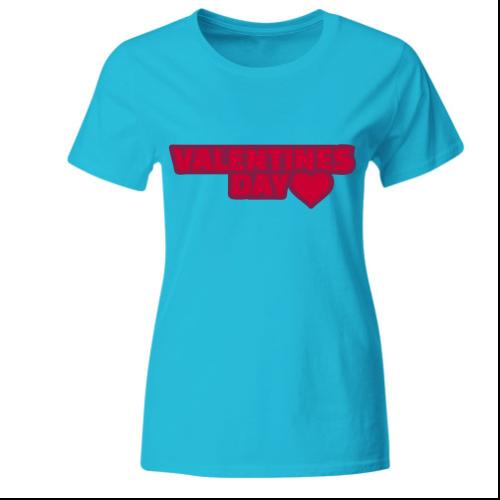 Valentine's day Frauen T-Shirt