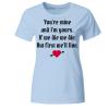Love Liebe Frauen T-Shirt