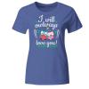 Liebe und mehr Frauen T-Shirt