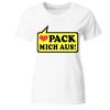 Liebe Valentinstag Romantisch Frauen T-Shirt