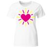 Herz seil 2 Frauen T-Shirt