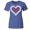 Holy Heart Love Frauen T-Shirt