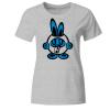 Osterhase mit Ballons Frauen T-Shirt