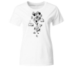 Schneehase Hase Frauen T-Shirt