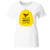 Lustige Ente Frauen T-Shirt