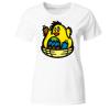 Hase bunny keep calm Frauen T-Shirt