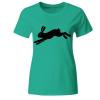 Hase bunny moon Frauen T-Shirt
