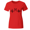 Hase frequence Frauen T-Shirt