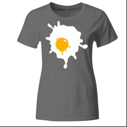 Ein Spiegelei Frauen T-Shirt