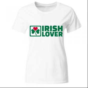 Irish lover Frauen T-Shirt