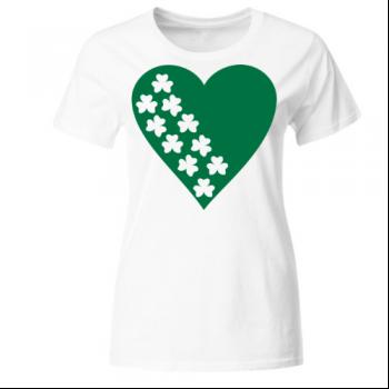 Herz Frauen T-Shirt