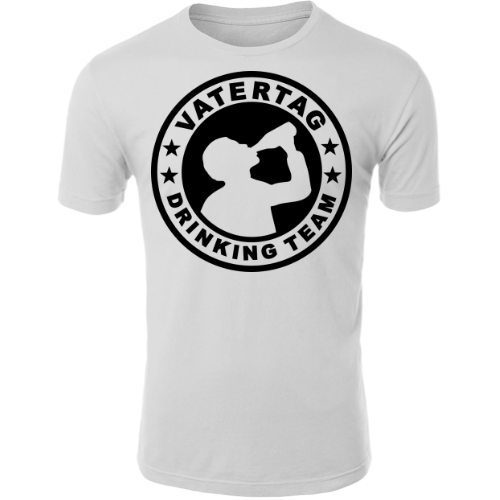 Vatertag Drinking Team T-Shirt