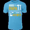 Stolzer Papa Kind Sohn Tochter T-Shirt