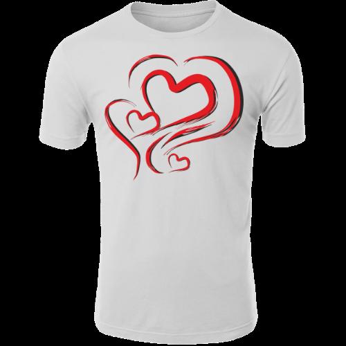 Herzen T-Shirt