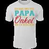 Papa Nummer 1 Vatertag T-Shirt