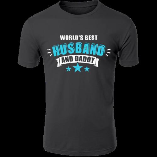 Bester Ehemann Papa T-Shirt