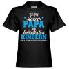 Stolzer Papa 2 Kinder T-Shirt