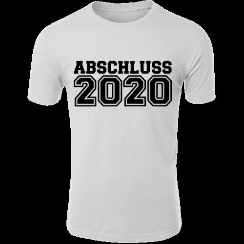 Abschluss 2020 T-Shirt